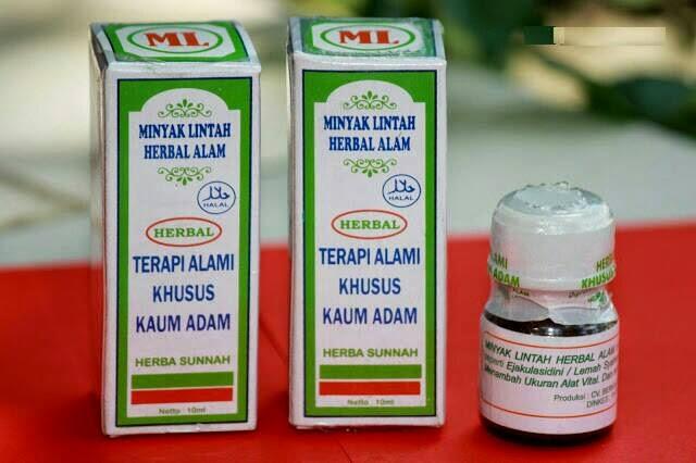 Obat Herbal Panjang - Besar - Tahan Lama