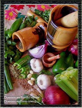 Cultura de la cocina dominicana for Cocina dominicana