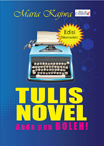 BUKU  TIPS PENULISAN NOVEL