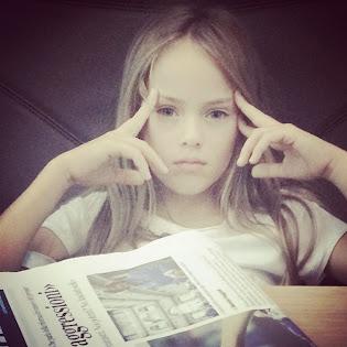 Kristina Pimenova Supermodel
