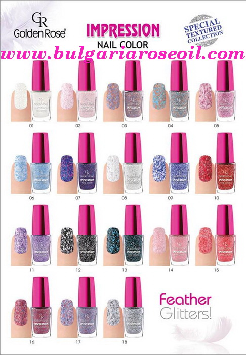 Textured Nail Polish Formula Is Taken Directly From The Catwalk Has Effect Of Creating Small Strips Feathers Embedded In Color