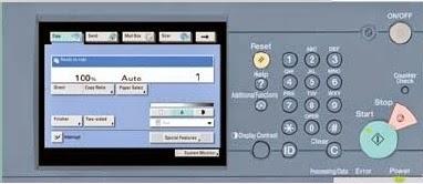 Cara Mencegah LCD Mesin Fotocopy Agar Tidak Mudah Rusak