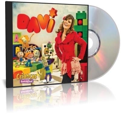 CD Crianças Diante Do Trono Davi