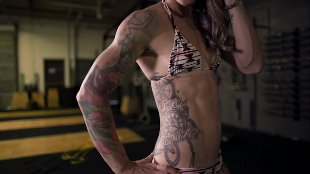 Christmas Abbott Compass Tattoo