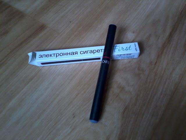 Электронная сигарета First, фото, отзывы