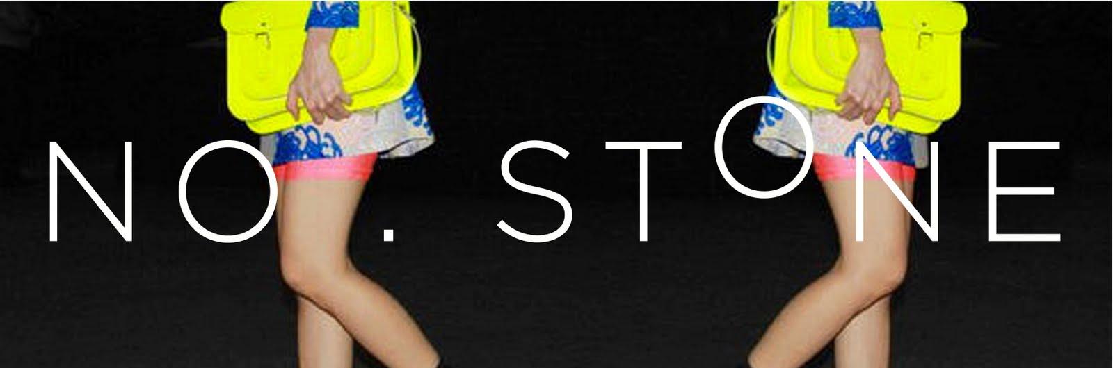 NO . STONE