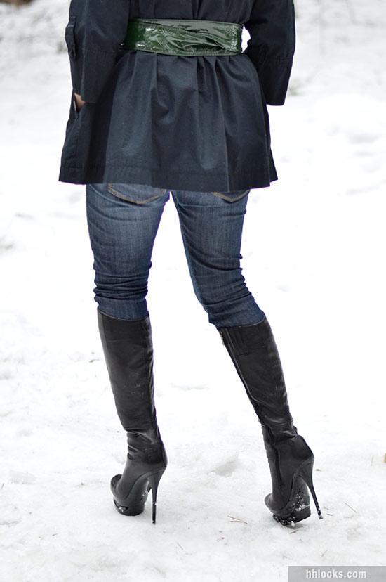 Modelos de botas de temporada para invierno