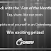 Contest !! Fan of the Month March 2014 Win Exciting Prizes !! Oxemberg