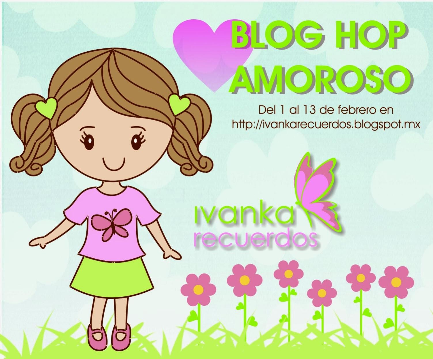 Blog Hop Ivanka Recuerdos