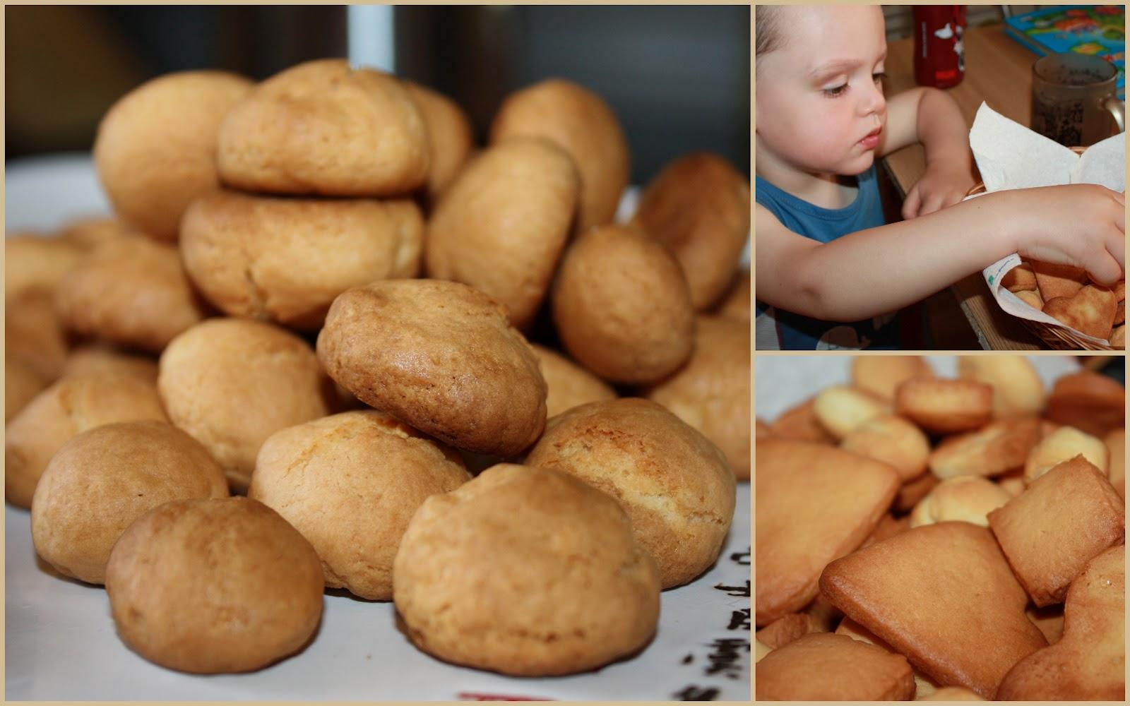 бисквитное печенье рецепт для детей