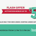Upcoming BookMyShow Loot : Get Free Rs 50 (New users) or Rs 25(Old users) in Wallet