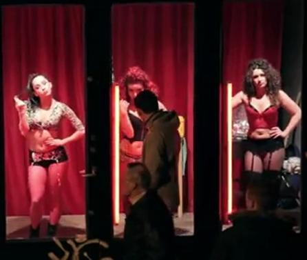prostitutas escaparates amsterdam vídeos de prostitutas