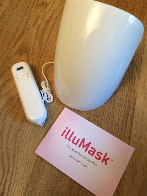 illuMask Anti-Ageing Light Therapy Mask