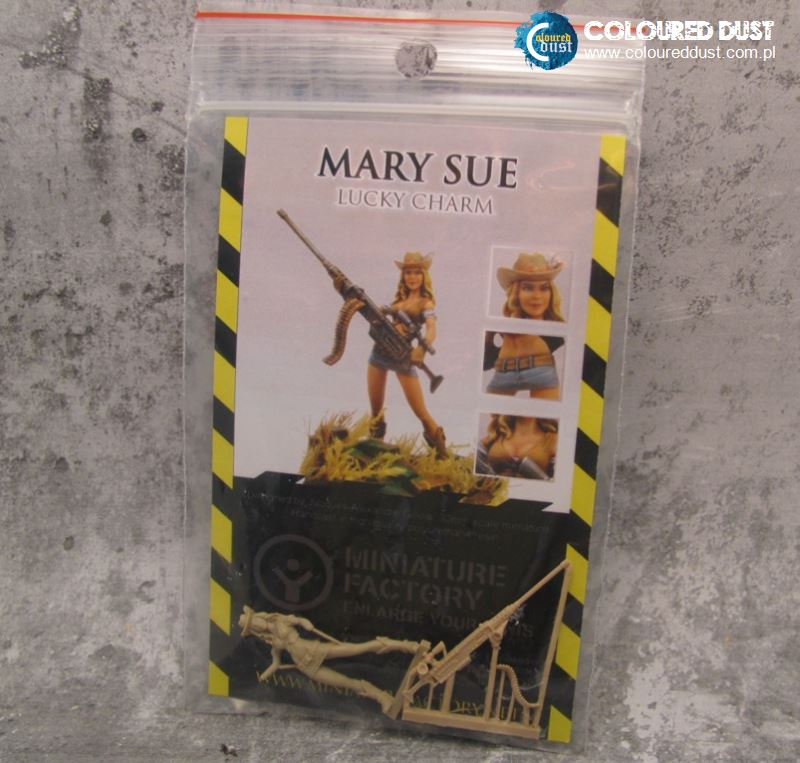 Mary Sue (Miniature Factory)