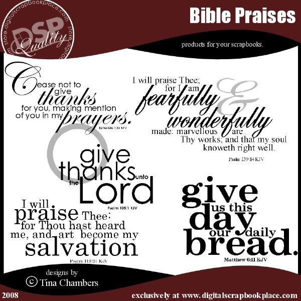 BiblePraises