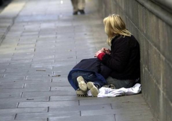I am dating a homeless girl