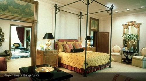 Imperial Suite (Park Hyatt, Vendôme, Paris)
