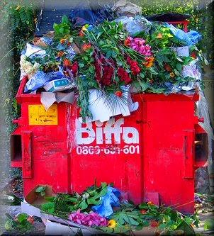 SERVICED BY BIFFA