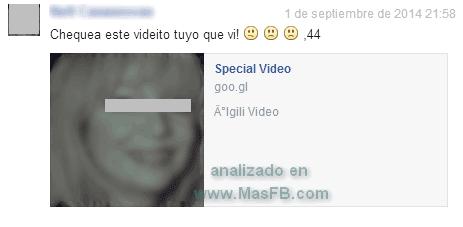 Special Video - Mas Facebook