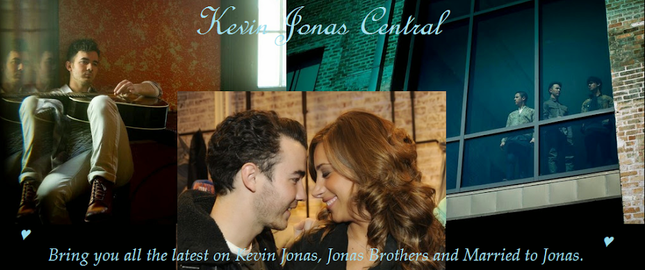 Kevin Jonas Central
