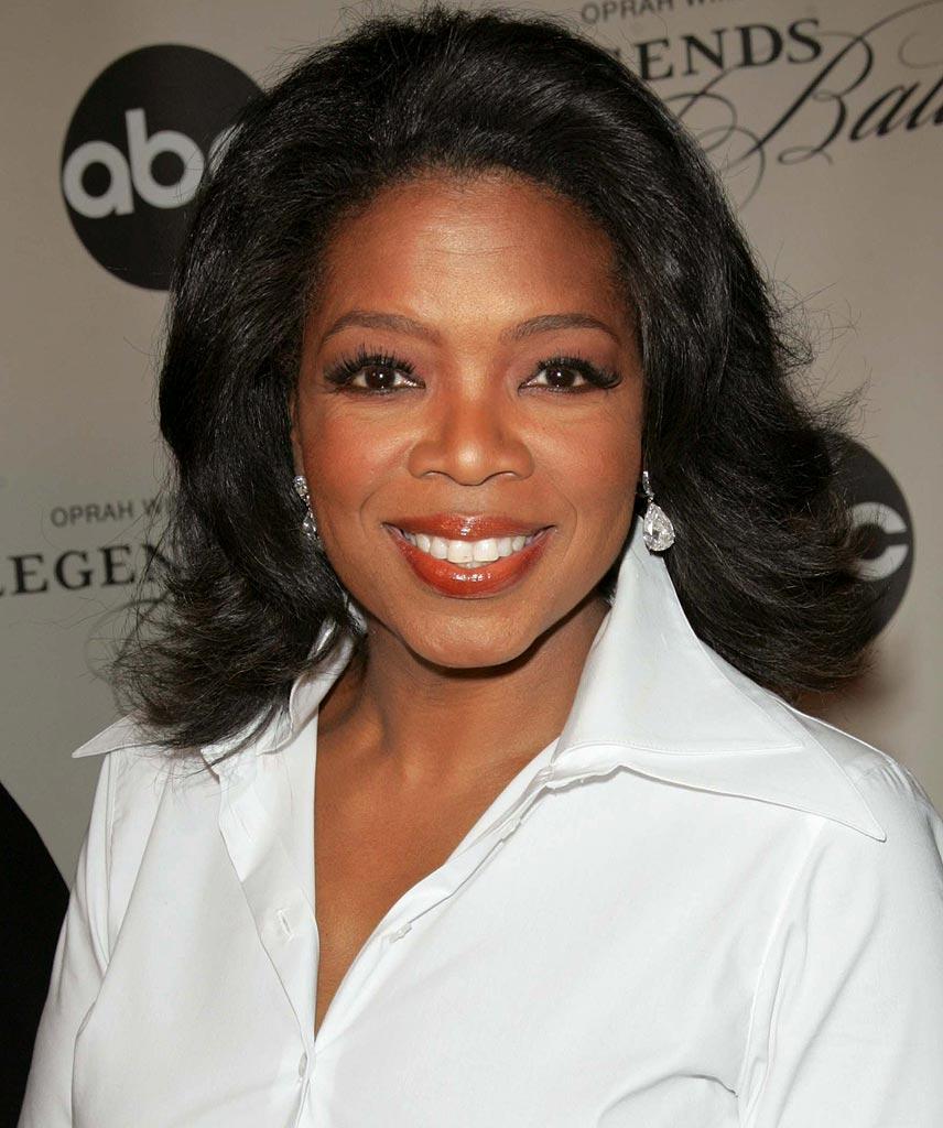 Oprah Winfrey - Her Wisdom in Ten Quotes | Building