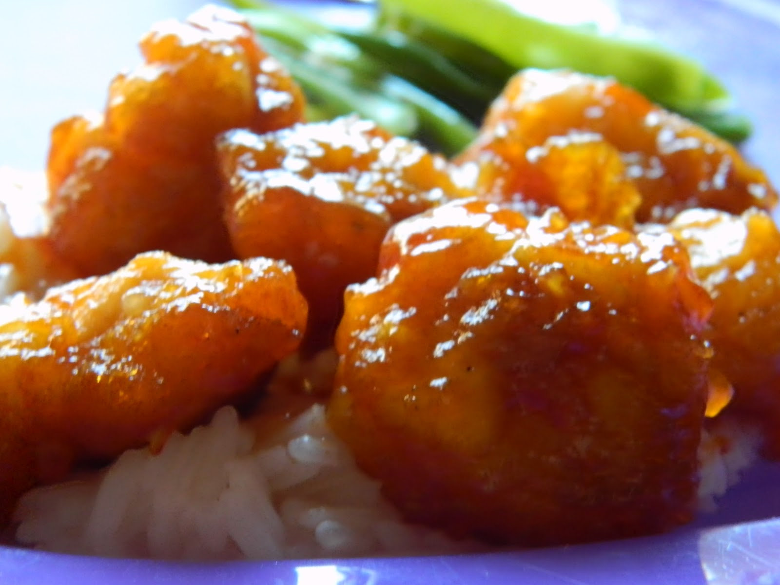 Recipes Straight from the Kowboys Home: Baked Sweet and Sour Chicken