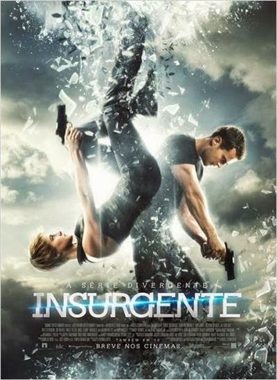 Download A Série Divergente Insurgente AVI + RMVB Dublado Torrent
