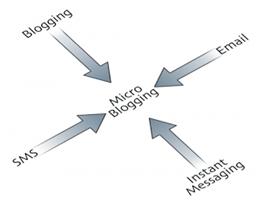 micro+blogging