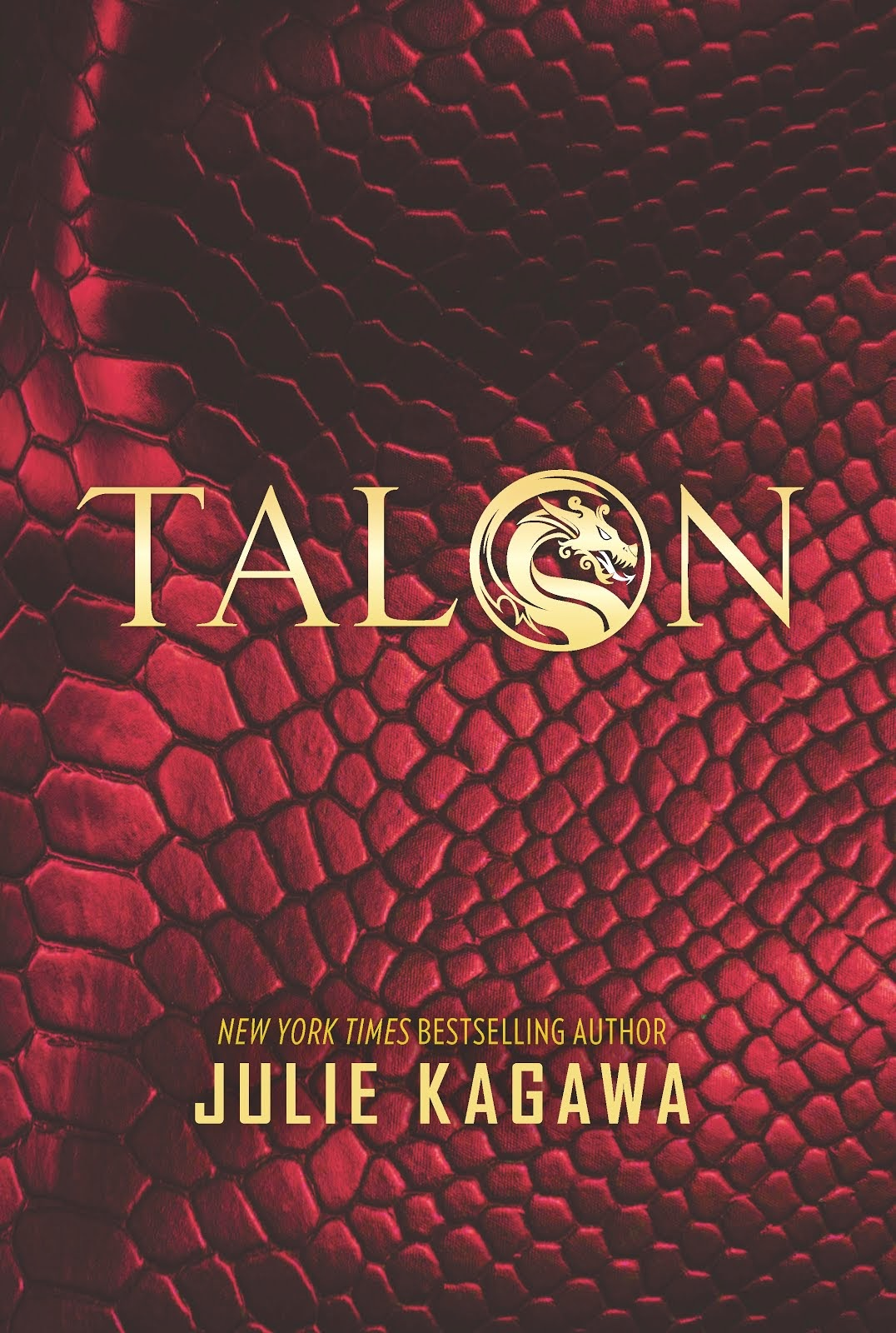 Want a signed copy of TALON by Julie Kagawa?
