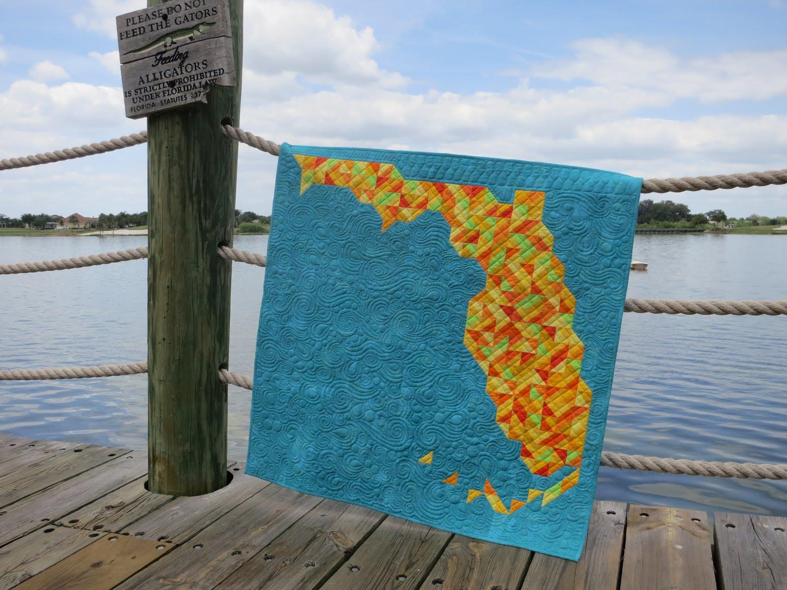 Florida Quilt