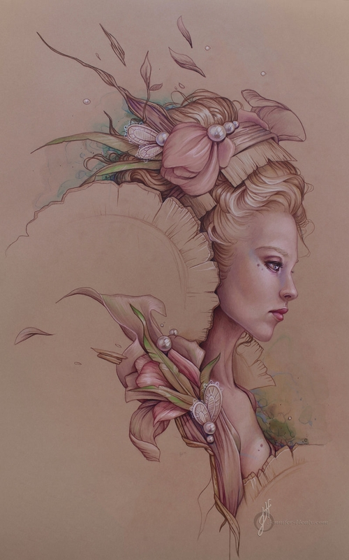 09-Endure-Jennifer-Healy-Traditional-Art-Color-Pencil-Drawings-www-designstack-co