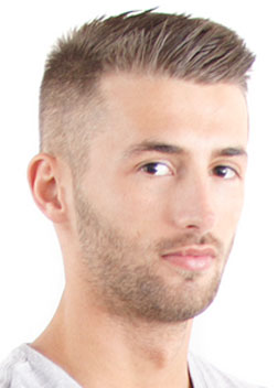 Pompadour Fade Beard Men S Hair Haircuts Fade Haircuts
