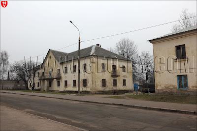 Заброшенный домик по улице Станиславского