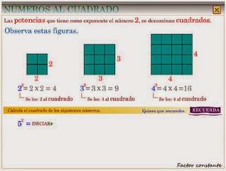 http://www2.gobiernodecanarias.org/educacion/17/WebC/eltanque/laspotencias/cuadrado/cuadrados_p.html