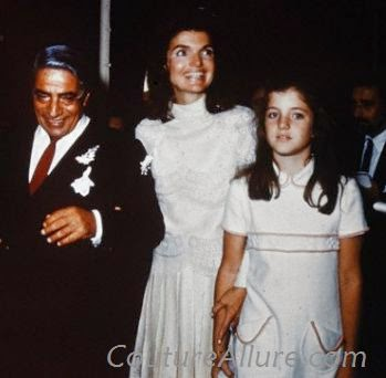 The Kennedy Clan Continued Their Campaign Against The Marriage, But In The  End, No One Could Stop Jackie. On October 20, 1968, She Married Onassis In  A ...