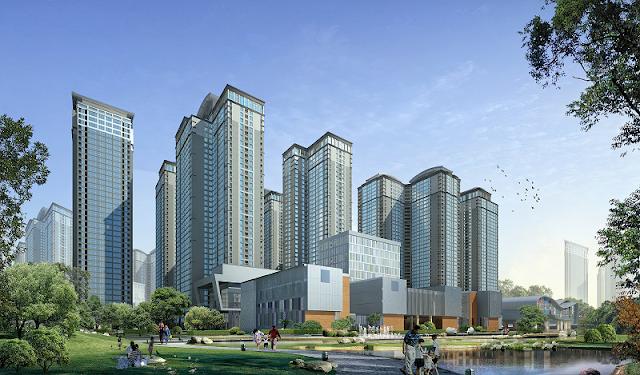 Dự án chung cư Goldmark City