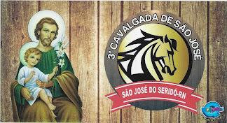 3º CAVALGADA DE SÃO JOSÉ EM SÃO JOSÉ DO SERIDÓ