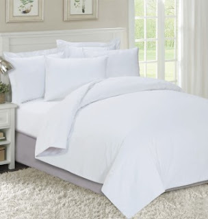 Satin silk bedclothes sets are a moderate elective to unadulterated silk bed sheet