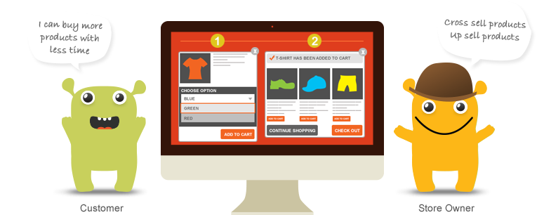 Magento Ajax Cart extension | Best Magento extension | Magestore