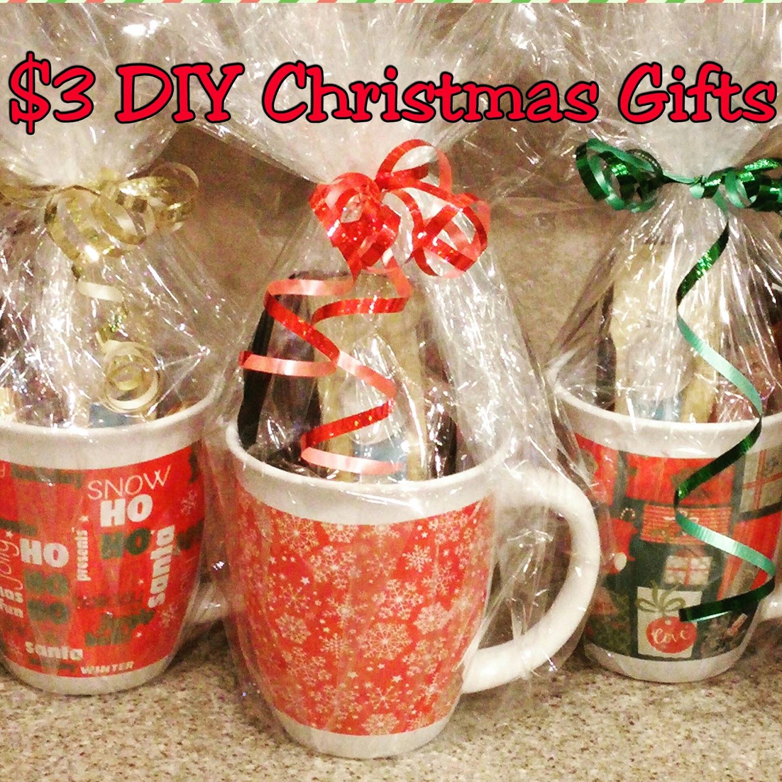 3 Diy Christmas Gift Mug