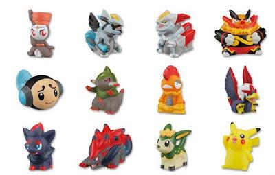 Pokemon Kids Meloetta Pirouette Formes Set Bandai