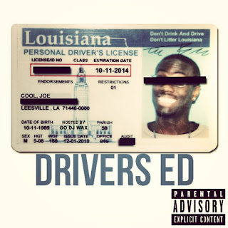 Download Joe Cool's new mixtape Driver's Ed