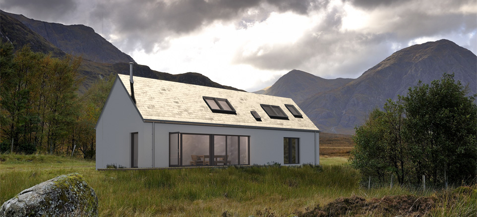 Ecoinnovate london design week hebhomes scottish eco for House self design