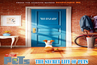 Film The Secret Life of Pets (2016) DVDRip Subtitle Indonesia