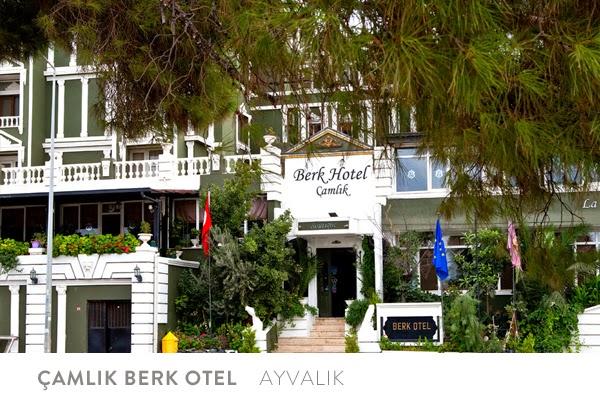 Çamlık Berk Otel Ayvalık