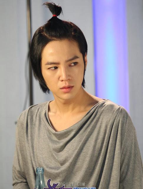 Jang Geun Suk Short Hair Styles