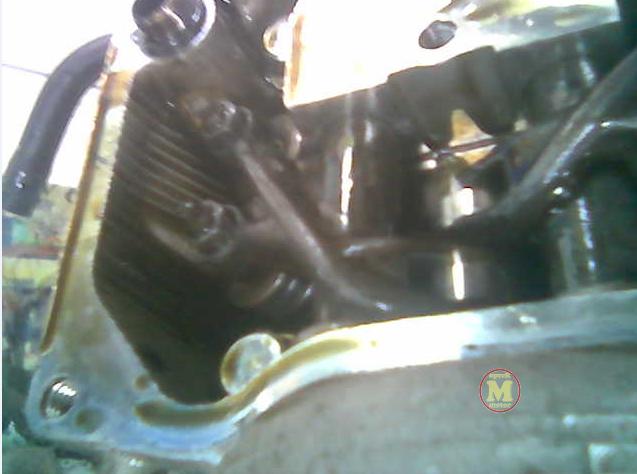 Penyebab Oli Mesin Tidak Naik Ke Kepala Silinder ( Silinder Head)