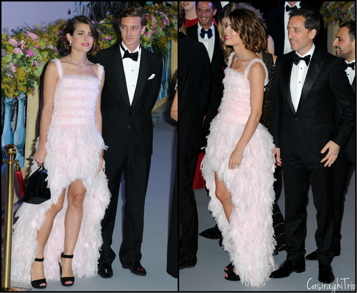 Bal de la Rose 2013, Princess Charlotte Casiraghi