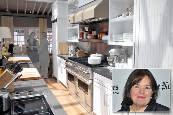 Designology Interiors Kitchens Of Famous Foodies