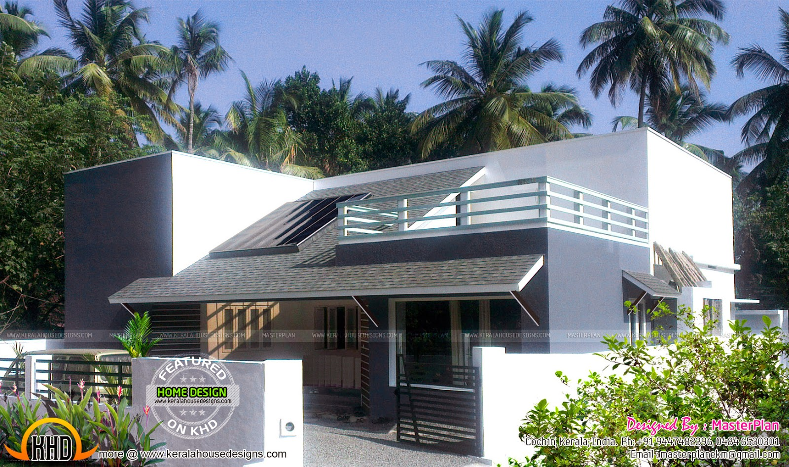real house after completion - Real Home Design